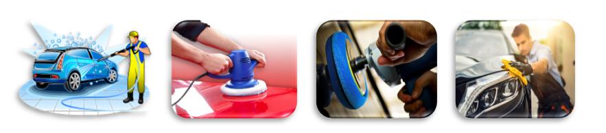 Bilvård | Biltvätt | Rekond | Polering | Vaxning